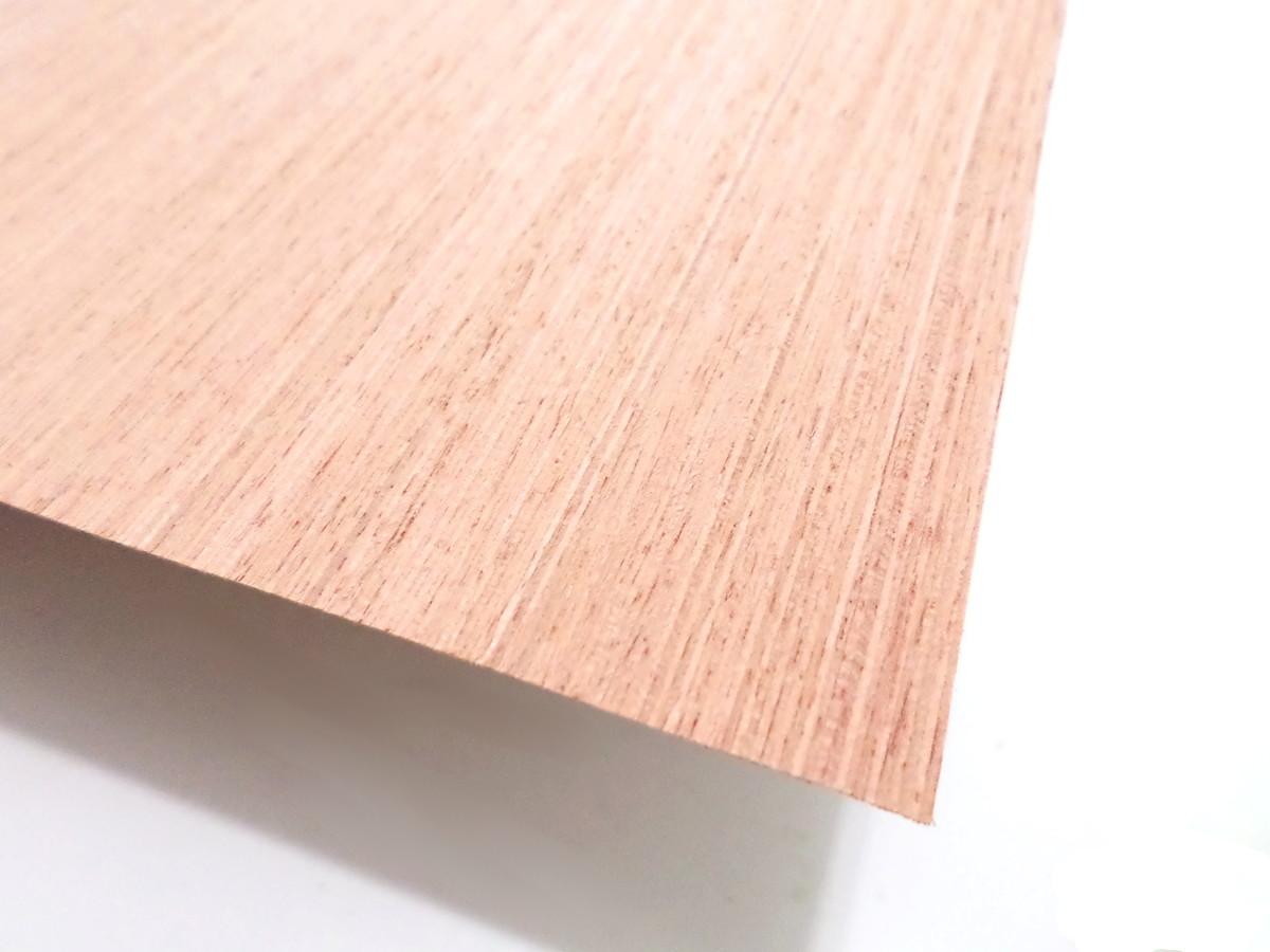Laminados de madeira pré compostos